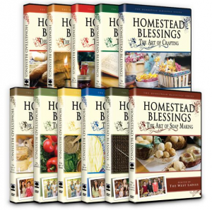 Homestead Blessings 11 Pack
