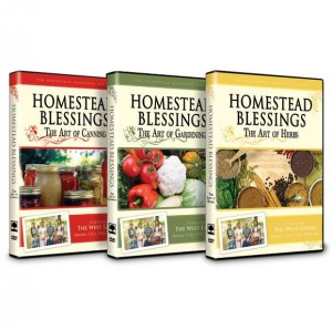 Homestead Blessings Real Food Pack