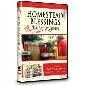 Homestead Blessings - The Art of Canning