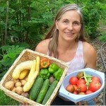 Marjory Wildcraft teaches you Backyard Food Production, how to Grow Your Own Groceries